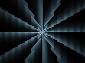 Topological Line Background — Stock Photo
