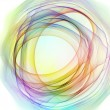 Stock Photo: Colorful Circular Forms