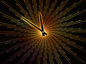 Time Burst — Stockfoto