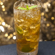 Mint-Julep cocktail — Stock Photo