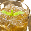 Royalty-Free Stock Photo: Mint-Julep cocktail