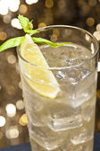 Moscow mule cocktail — Stock Photo