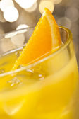 Screwdriver cocktail — Stock Photo