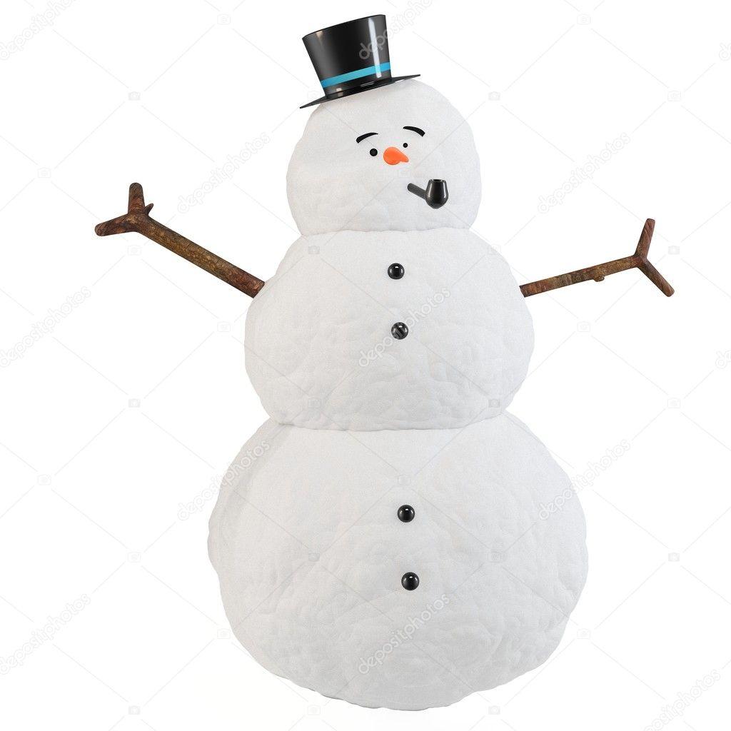 Как сделать из бумаги шляпу для снеговика