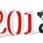 3D el año nuevo chino del dragón 2012 — Foto de Stock