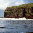Stock Photo: Ballybunion beach winter storms