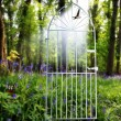 Gateway to paradise — Stock Photo #7236196