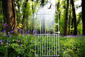 Gateway to paradise — Stock Photo