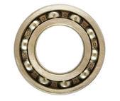 Single ball bearing — Stock Photo