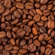 Coffee bean background - Stock Photo