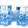 Blocks of ice — Stock Photo