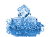 Blocks of ice — Foto Stock