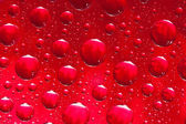 Water drops for background — Stock Photo
