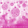 Christmas background with copyspace. EPS 8 - Vektorgrafik