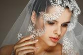 Wedding decoration — Stock Photo