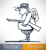 Vector — Stock Vector