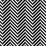 Trendy chevron patterned background — Stock Photo