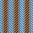 Trendy chevron patterned background — Stock Photo #7751008