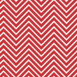 Trendy chevron patterned background R&W — Stock Photo