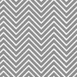 Trendy chevron patterned background G&W — Stock Photo
