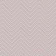 Trendy chevron patterned background pink and grey — ストック写真