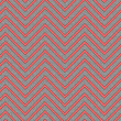 Trendy chevron patterned background red and grey — Stock Photo #7751544