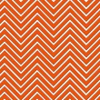 Trendy chevron patterned background, red and white — Foto Stock