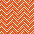 Trendy chevron patterned background, red and white — Foto de Stock