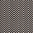 Trendy chevron patterned background — Foto Stock