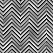 Trendy chevron patterned background - ストック写真