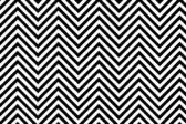 トレンディなシェブロン パターン背景黒と白 — ストック写真