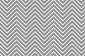 Trendy chevron patterned background G&W — Stock Photo