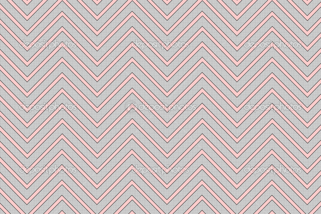 Trendy chevron patterned background pink and grey, textured  Stock Photo #7751451