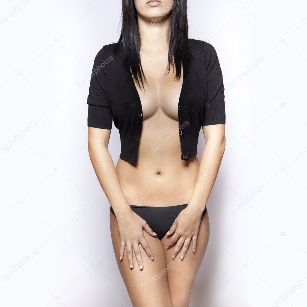Share Sexy body without face