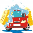 car wash — Stock Vector #7627388