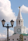 Tower of the Kazan Kremlin — Stock Photo