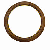 Round frame — Stock Photo