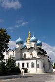 The Cathedral of the Annunciation in Kazan — Stock Photo