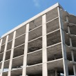 Stock Photo: Multi-storey building construction