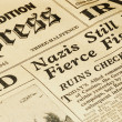 Stock Photo: Wartime news