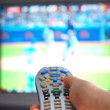 Channel surfing — Stock Photo