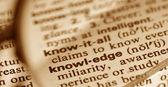 Knowledge — Stock Photo