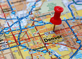 Denver — Stock Photo