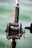 Fishing rod — Stock Photo