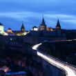 Stock Photo: Castle in Kamianets-Podilskyi