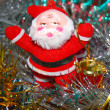 Stock Photo: Doll of SantClaus