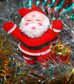 Doll of Santa Claus — Stock Photo