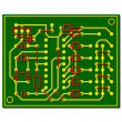 Vector abstract circuit board - Stockfoto