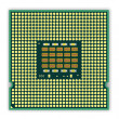 The  multi core   processor CPU computer - Stockfoto