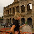 Stock Photo: Coliseum Rome Italy